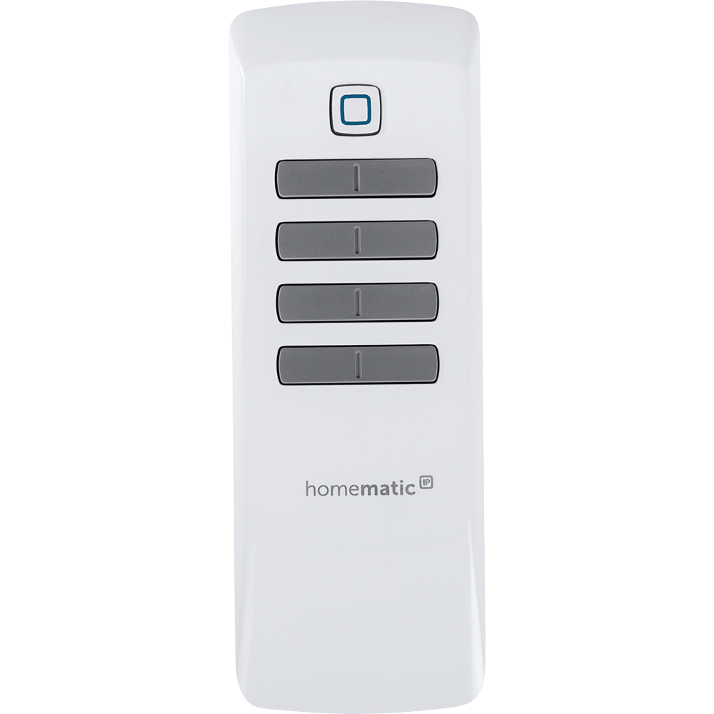 eQ-3 Homematic IP Fernbedienung 8 Tasten Weiß